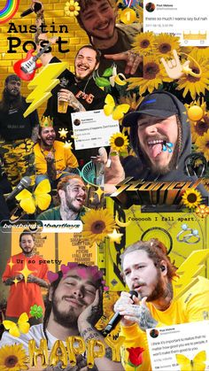 Post malone Wallpaper iphone quotes wallpapers posts Ideas for 2019 Iphone Wallpaper Vintage Quotes, Rapper Wallpaper Iphone, Wallpaper Iphone Cute, Aesthetic Iphone Wallpaper, Wallpaper Quotes, Aesthetic Wallpapers, Cute Wallpapers, Iphone Backgrounds, Phone Wallpapers