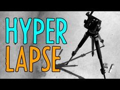 How-to: Hyperlapse! (DIY Motion Timelapsing) : Indy News - YouTube