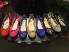 Do you work in a job where you are on your feet all day?  If so, these are the flats for you!!!!!  TEACHERS SWEAR BY THEM!