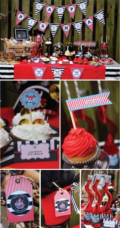treasure hunt: the best pirate party printables!