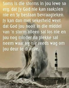 Happy Quotes, Positive Quotes, Afrikaanse Quotes, Special Words, Faith Hope Love, Spiritual Warfare, Beautiful Words, Things To Think About, Qoutes
