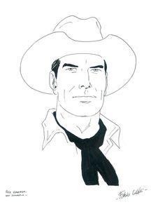 Tex Fabio Civitelli  Comic Art