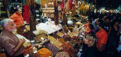 Sehenswürdigkeiten in Istanbul: Ägyptischer Basar - Gewürzmarkt | 18982 | myEntdecker