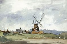 Edward Wesson Cley next the Sea, Norfolk