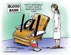 Blood Bank and math humor Math Quotes, Math Memes, Science Jokes, Funny Math Jokes, Science Geek, Silly Memes, Data Science, Hilarious, Math Cartoons