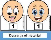 Hace un mes realicé un curso de ABN que me encanto y gracias a él he conocido nuevos materiales. El material que os presento a continuació... Math 2, Preschool Worksheets, Preschool Activities, Math Center Organization, Lesson Planner, Pre Kindergarten, Sorting Activities, Numeracy, Math Centers