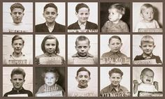 Search for displaced Holocaust children