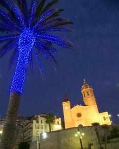 Disfruta de unas Navidades de mar y sol en Sitges, Barcelona.