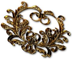 Ornamenty 3D - ZLATÉ 1 | Tvoření