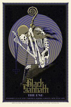 Black Sabbath - Chuck Sperry - 2016 ----
