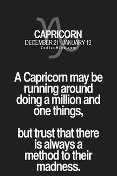 When I clean I put things in piles to make less trips❤️ drives people crazy 😜 Capricorn Lover, All About Capricorn, Capricorn Rising, Capricorn Goat, Capricorn Facts, Capricorn Quotes, Zodiac Signs Capricorn, My Zodiac Sign, Zodiac Facts