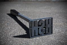 Custom Branding Iron. Great for valentines
