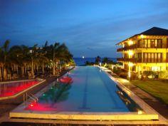 Curacao, Caribbean. Lion's Dive Hotel - June 2014