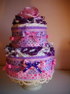 Diaper cakes diapers and cakes on pinterest