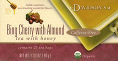 Bing Cherry with Almond - Davidson's