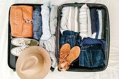 Your Essential Guide To Minimalist Packing | MindBodyGreen | Bloglovin'
