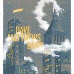 #DaveMatthews gig poster. Pretty cool.