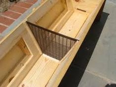 queen excluder top bar hive - Google Search