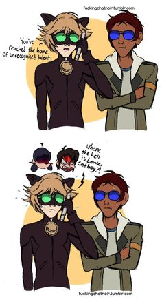 As besties part by miraculous ladybug, pos, my hero academ Voltron Comics, Voltron Memes, Voltron Fanart, Meraculous Ladybug, Ladybug Comics, Fandom Crossover, Anime Crossover, Voltron Ships, Voltron Klance
