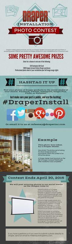 Draper is having a Photo Contest!