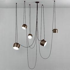 AIM: Scopri la lampada a sospensione Flos modello AIM