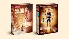 Nutri-Grain Special Edition Ironman Series Packs