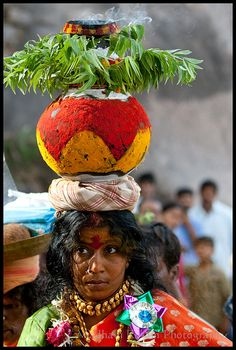 Offerings to the God , India