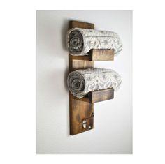 Rustic Towel Rack, kitchen, rustic kitchen, Home Decor, Bathroom, Christmas Gift, mom gift, brother gift, husband gift, boyfriend gift