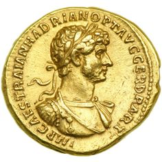 Gold coins, Rome