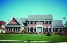 Colonial Plan: 2,957 Square Feet, 4 Bedrooms, 2.5 Bathrooms - 402-00169