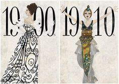 1900 1910 Edwardian Fashion
