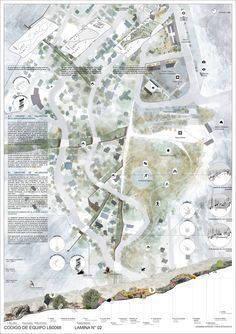 Presentan ganadores de concurso de espacios públicos para la vida cordillerana en Farellones, Chile,Tercer Lugar / Lámina 02. Image Cortesía de Municipalidad de Lo Barnechea