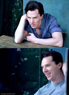 Behind the Scenes of Benedict Cumberbatch's Cover Shoot
