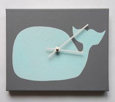 whale Clocks For Your Baby's Nursery | Disney Baby