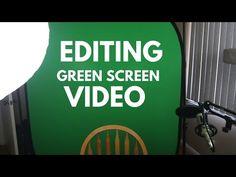Editing Green Screen Video in Adobe Premiere Pro Vfx Tutorial, Diy Screen Printing, Creative Suite, Film Studies, Chroma Key, Adobe Premiere Pro, Video Editing, Photography Business, Videos