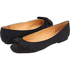 These are super cute, dressy flats.