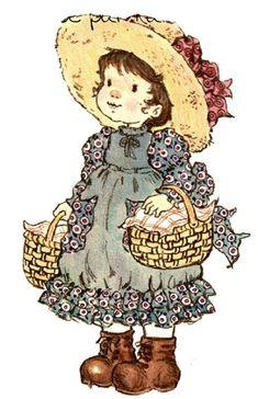 Художник-иллюстратор Сара Кей (Sarah Kay) / Красивые картинки, фото кукол…