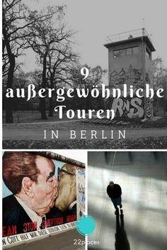 Wir stellen dir 9 außergewöhnliche Stadtführungen und Touren durch Berlin vor, mit denen du die Stadt von einer ganz neuen Seite kennen lernst.