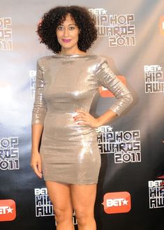 Tracee Ellis Ross Mini Dress - Tracee Ellis Ross showed off her inner diva in a sexy silver minidress at the BET Hip Hop Awards. Tracy Ross, Tracey Ellis, Hip Hop Awards, Tracee Ellis Ross, Black Actresses, Celebs, Celebrities, Beautiful Black Women, Sexy