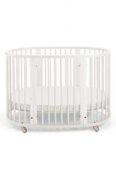 Free shipping and returns on Stokke Convertible Sleepi Crib & Toddler Bed at Nordstrom.com. A lovely beechwood crib grows in sync with your little one to form a comforting, seamless sleep environment for those first years. Beginning as a rolling full-sized crib, it converts to a stationary toddler bed when you remove the wheels and the side panel. One kit, two beds—that's the beauty of the Sleepi concept, a masterpiece of minimalist Scandinavian design.