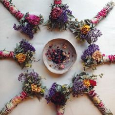 Imagem de flowers, magic, and pagan