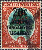 Kenya Uganda Tanganyika 1941 South Africa Overprint SG 153 Fine Used Scott 88 Other KUT Stamps HERE