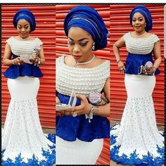 Ladies Love To Rock Beautiful Aso Ebi Styles; Classical Combination of Aso Ebi Styles Related Keywords ankara styles ankara styles 2017 latest ankara styles . African Attire, African Wear, African Women, Unique Ankara Styles, African Lace Styles, Nigerian Lace Styles, Latest African Fashion Dresses, African Print Fashion, African Prints