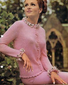 1960s Vintage Knitting Patterns