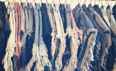 6. Podés utilizar argollas para ordenar shorts o polleras. - 10 trucos geniales para aprovechar mejor tu placard | RumbosDigital