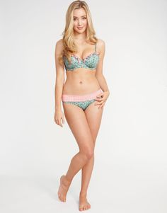 Bikini for this summer? Midnight Grace by figleaves.com  $42