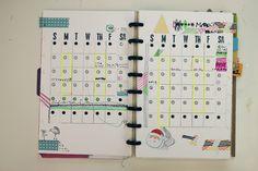 DIY Discbound Planner by Ahhh Design Smash Book Planner, Arc Planner, 2015 Planner, Blog Planner, Life Planner, Planner Ideas, Discbound Planner, Arc Notebook, Planner Organization