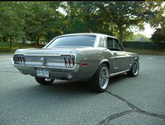 1968 ford mustang coupe | TUNING FEVER :: 1968 Ford Mustang Coupe - Envoyé par bobi-M-power