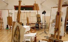 Curso A Distancia de Dibujo Artístico en Instituto Americano de Enseñanza Técnica