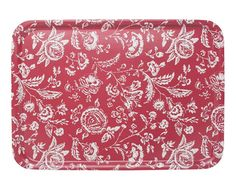 cabbages & roses: french toile tray